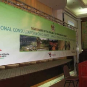 climate change consultation
