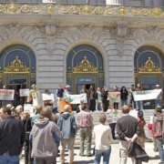 Restore Sharp Park Rally